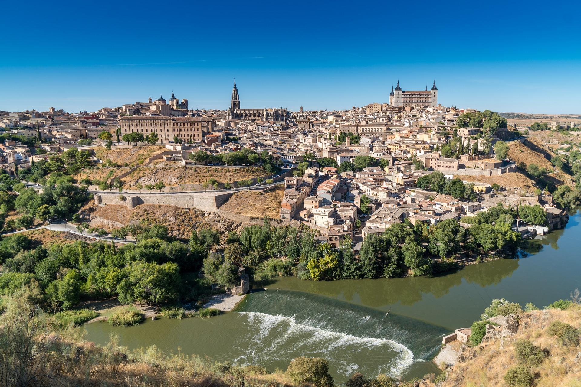 Easy Pace Spain | Toledo, Spain