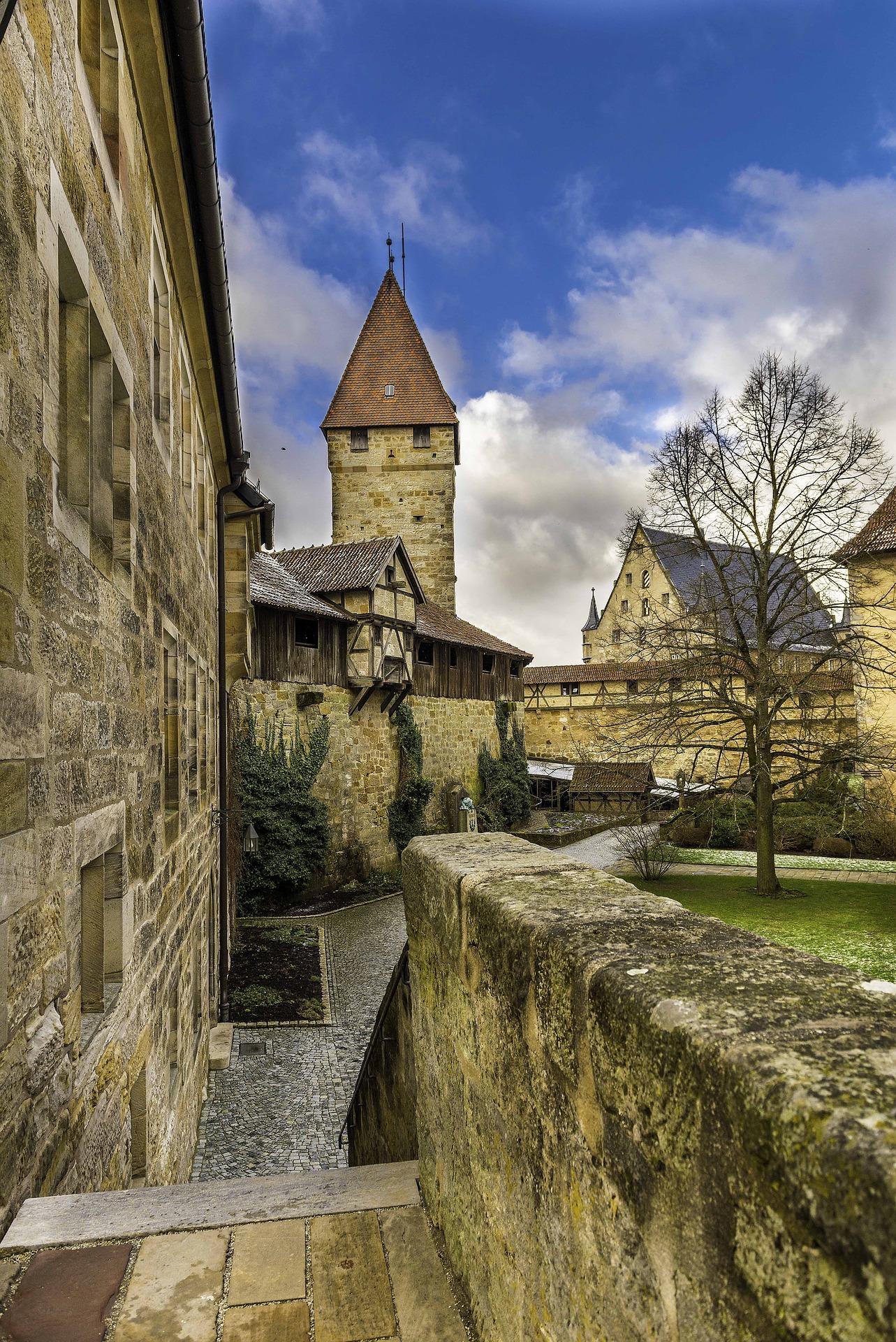 Highlights of Germany - Veste Coburg Castle, Coburg, Germany