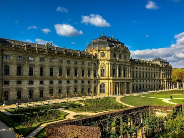 A Journey Through Germany - Würzburg Residence, Würzburg , Germany
