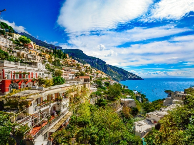 Gourmet Rome, Sorrento & Capri | Amalfi Coast, Italy