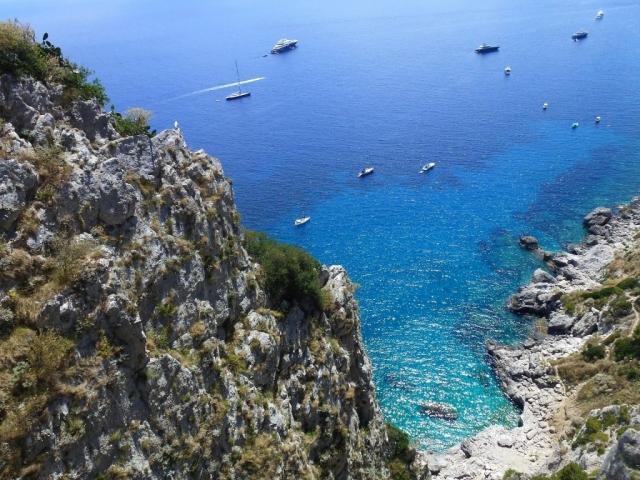 Gourmet Rome, Sorrento & Capri | Capri, Italy
