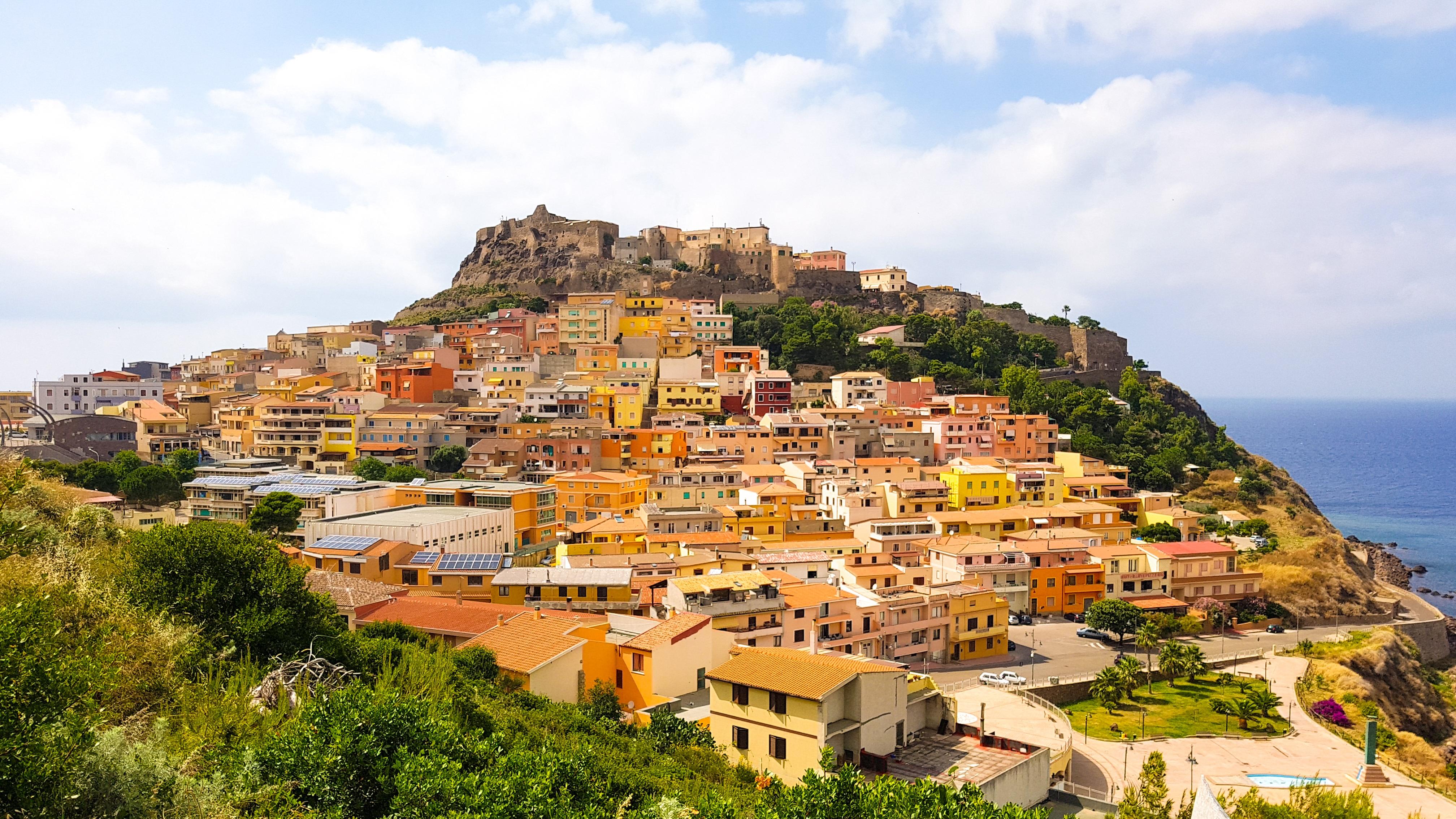 Sardinia | Castelsardo, Sardinia
