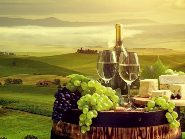 Gourmet Tuscany, Chianti, Italy