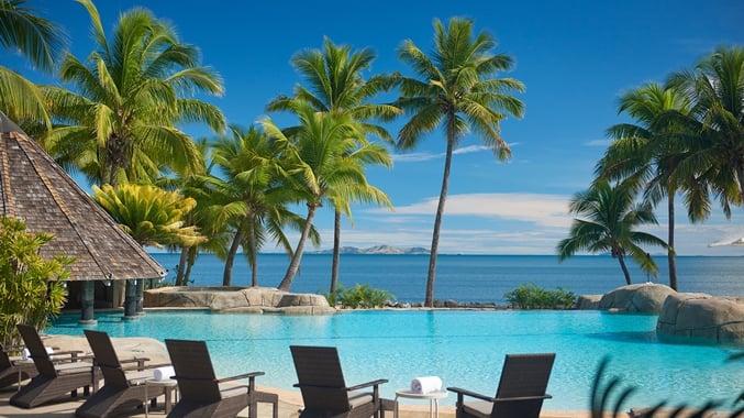 Nadi & Surrounds Hotel - DoubleTree Resort by Hilton Fiji - Sonaisali Island