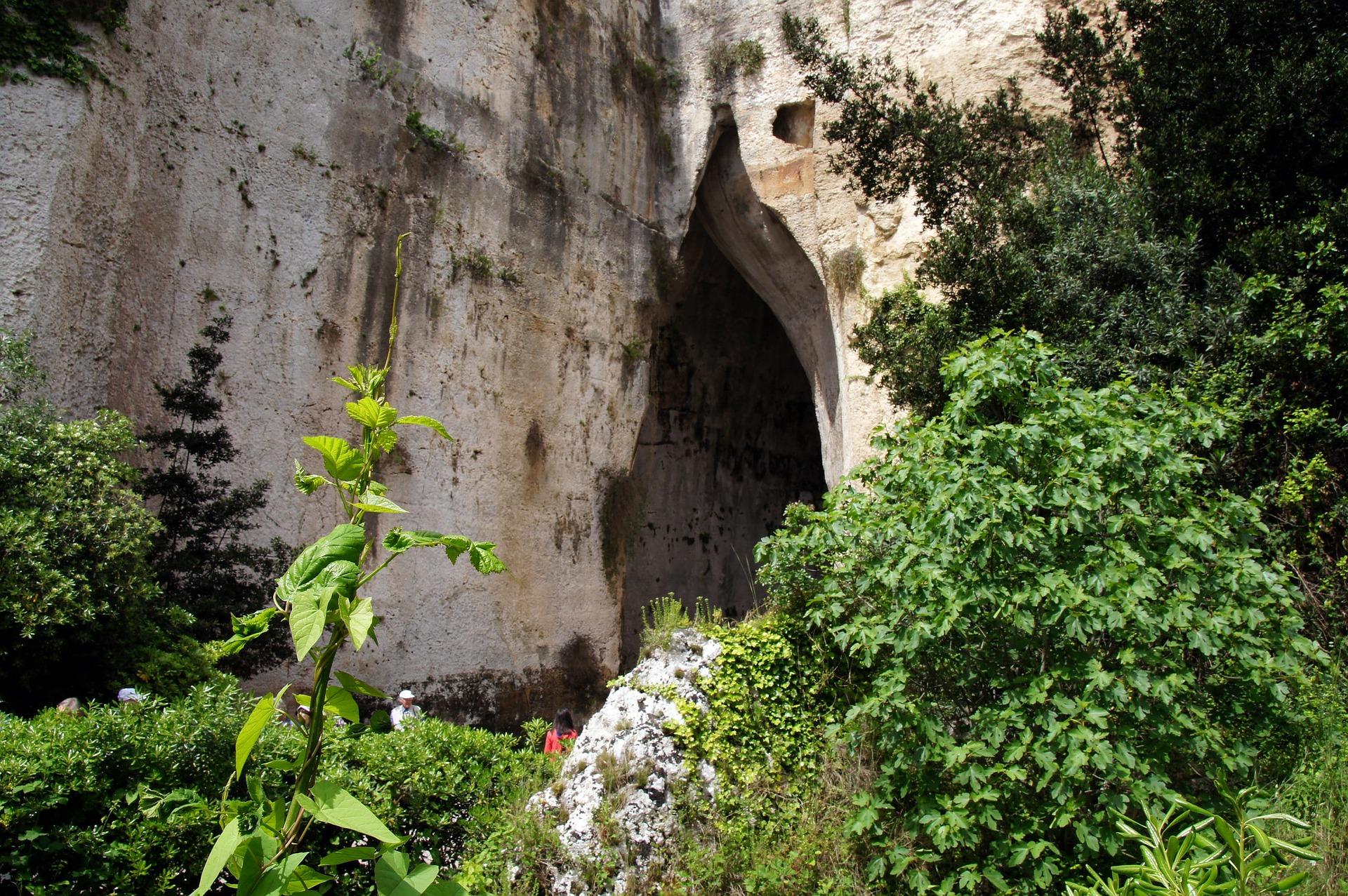 The Sicilian | Ear of Dionysus, Syracuse, Sicily, Italy
