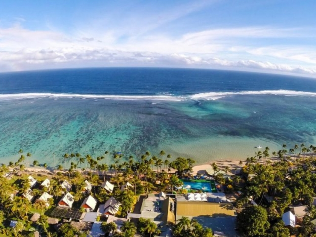 Coral Coast & Pacific Coast, Fiji Hideaway Resort & Spa