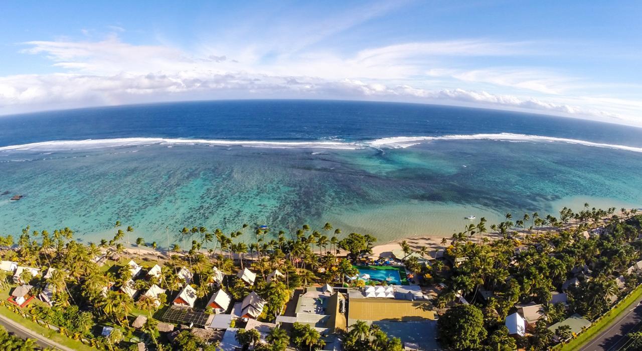 Coral Coast & Pacific Coast, Fiji Hideaway Resort & Spa