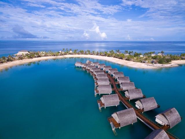 Coral Coast & Pacific Coast, Fiji Marriott Resort Momi Bay