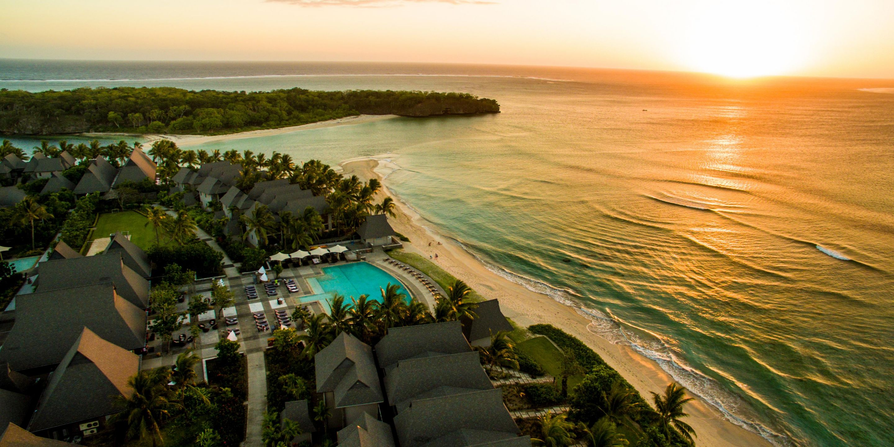 Coral Coast & Pacific Coast, InterContinental Fiji Gold Resort & Spa