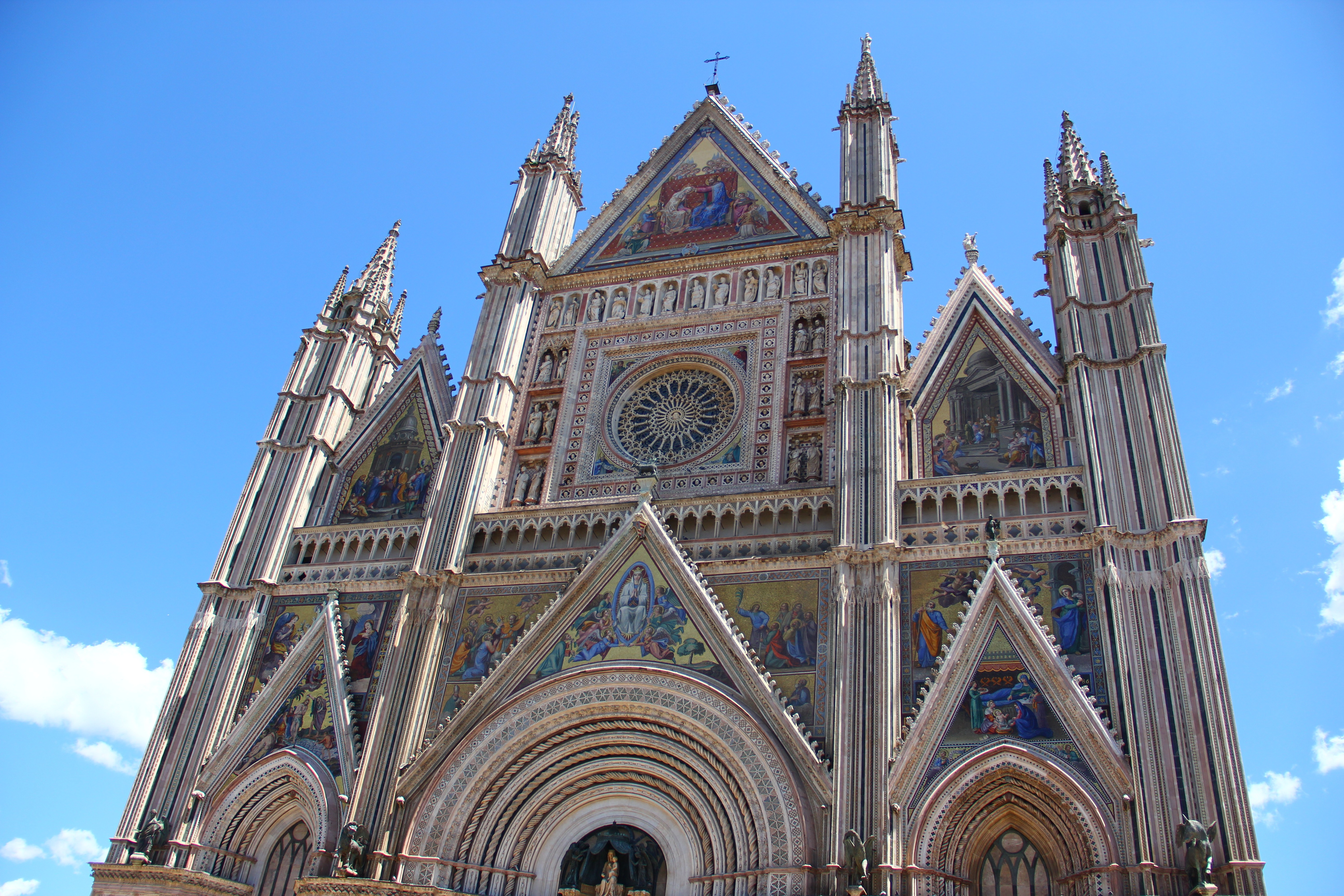 Italian Showcase | Orvieto Cathedral, Orvieto