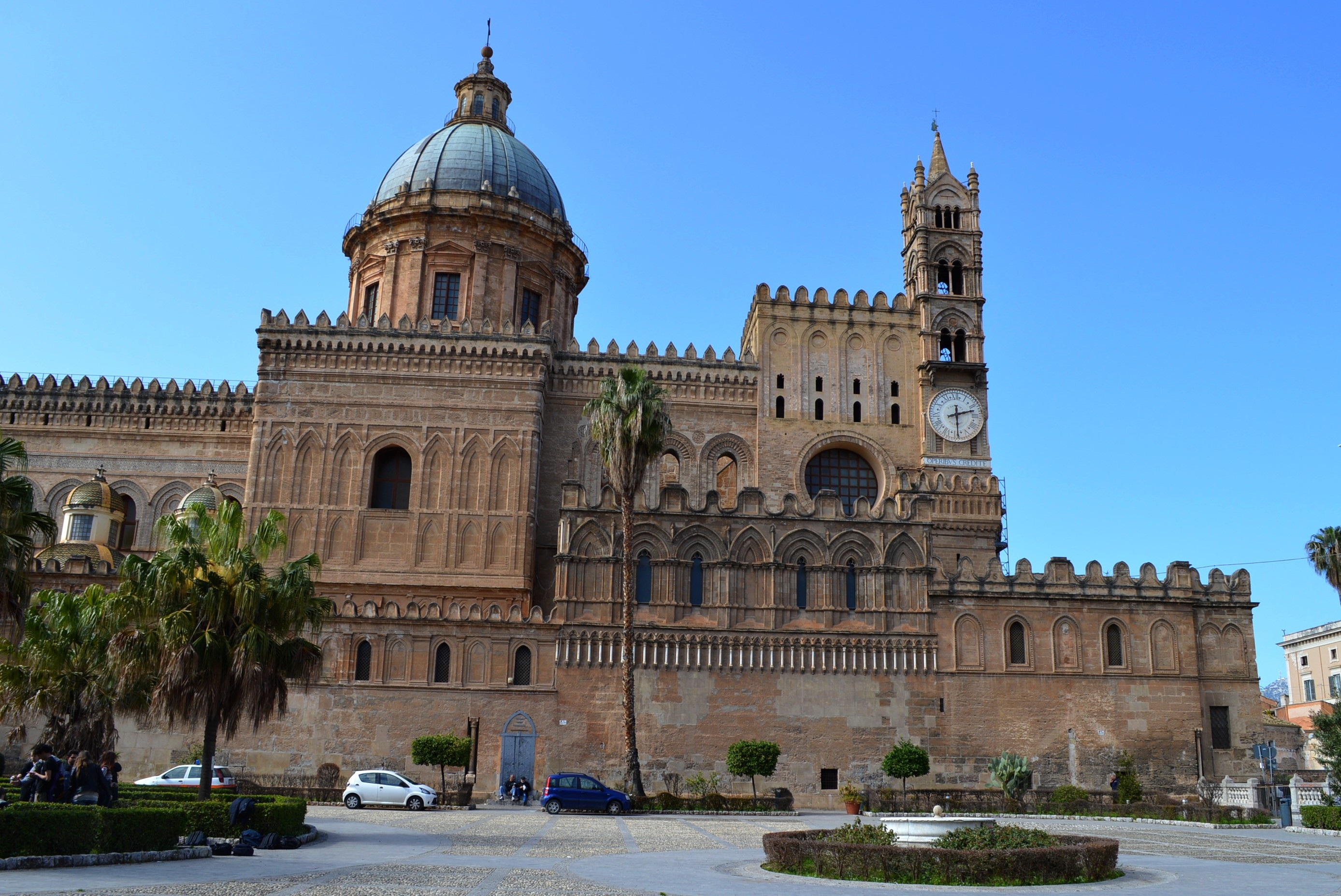 Sicily in Depth, Palermo Cathedral Church, Palermo, Sicily, Italy