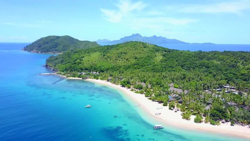 Yasawa Islands, Paradise Cove
