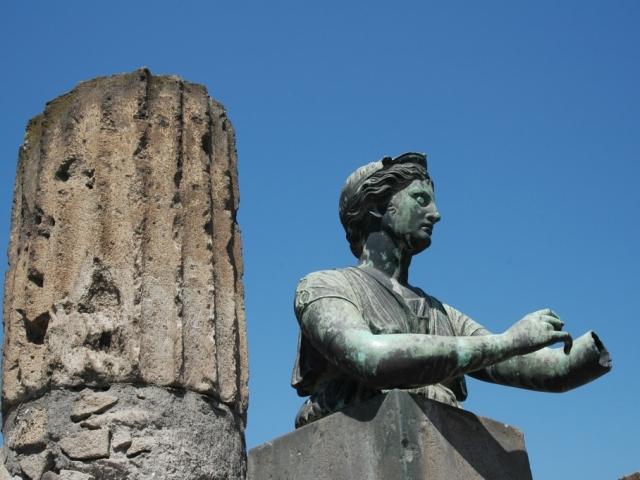Enchanting Southern Italy, Pompeii, Italy