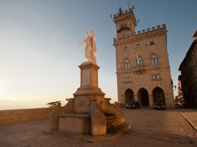Italian Showcase | San Marino, Italy