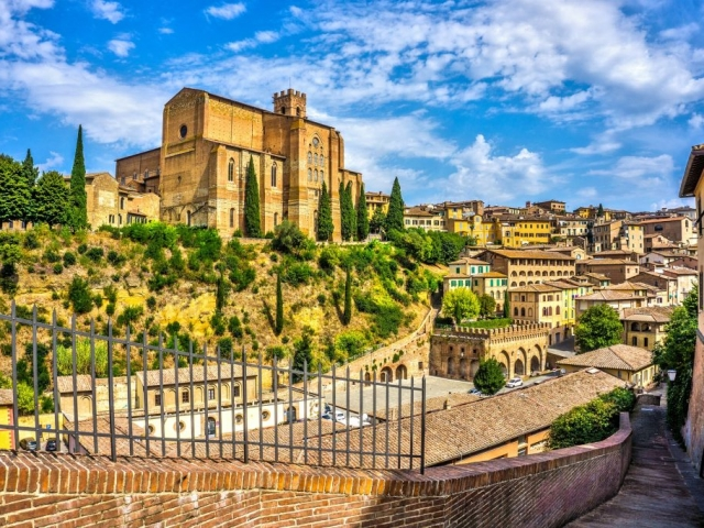 Tuscan Villages - Siena, Italy