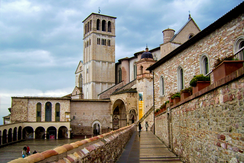 Gems of Umbria & Tuscany, St. Francis' Basilica, Assisi, Italy