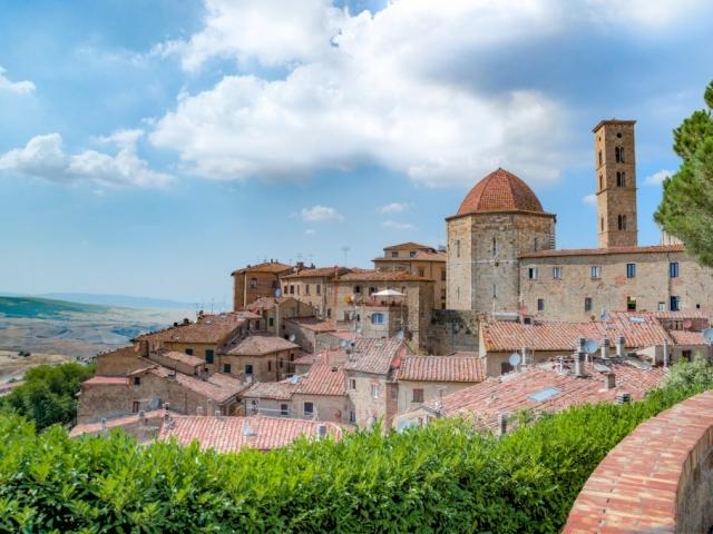 Tuscan Treats, Volterra, Italy