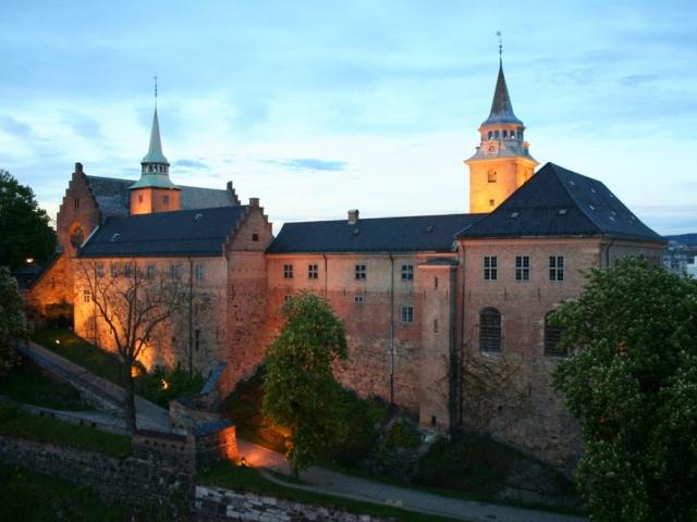 Norwegian Fjords | Akershus Castle, Oslo, Norway