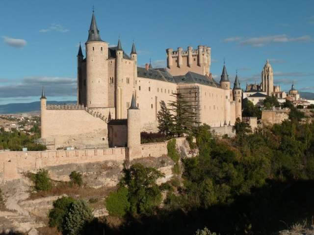 Sensational Spain - Alcázar of Segovia, Segovia, Spain
