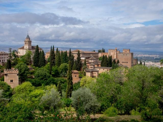 Madrid & Southern Spain | Alambra, Granada, Spain