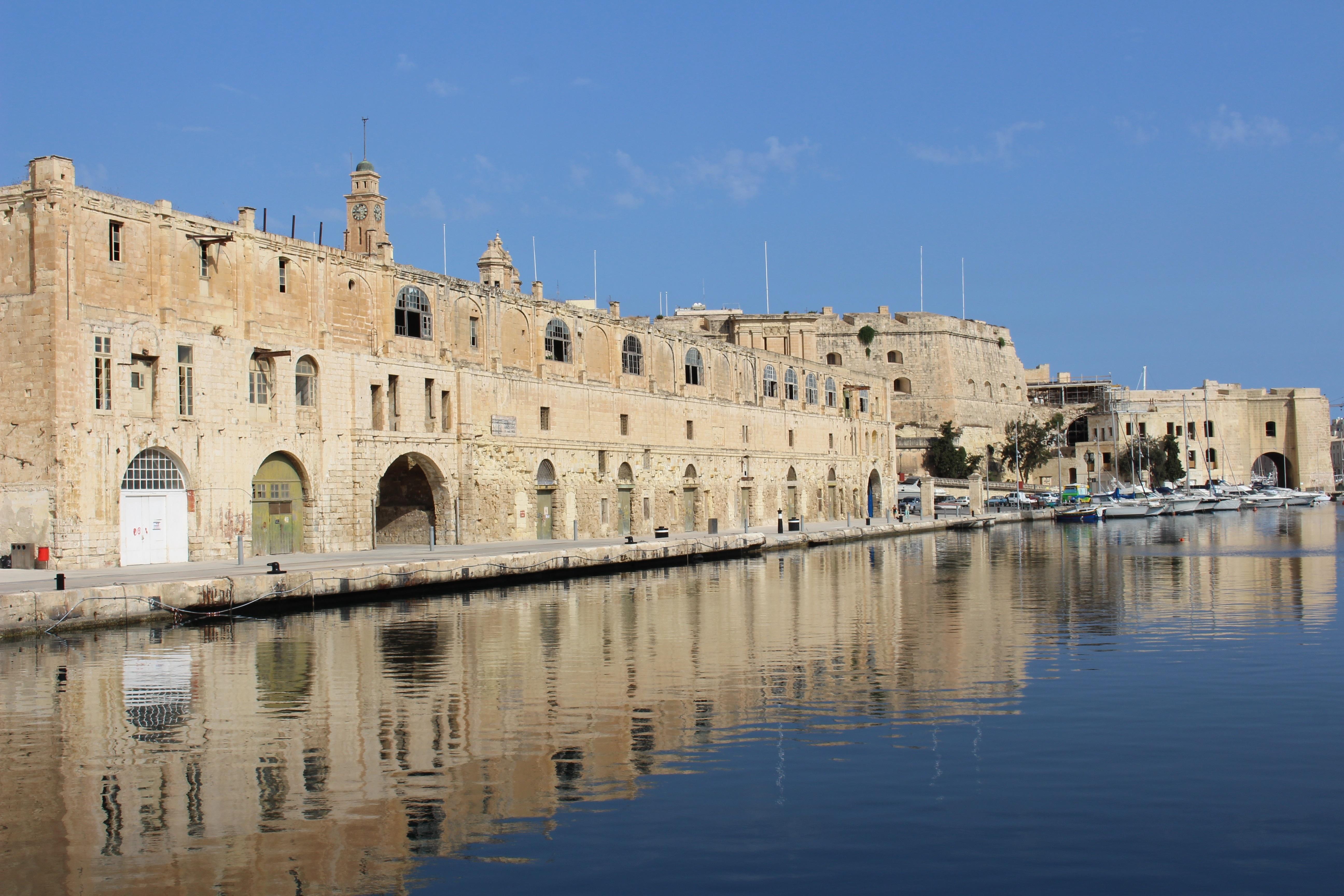 Malta Regional Discovery - Cospicua, Malta