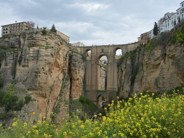 Madrid & Southern Spain | El Tajo Gorge, Ronda, Spain