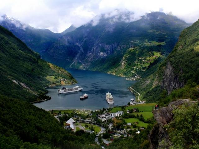 Norwegian Fjords | Geiranger Fjord, Norway