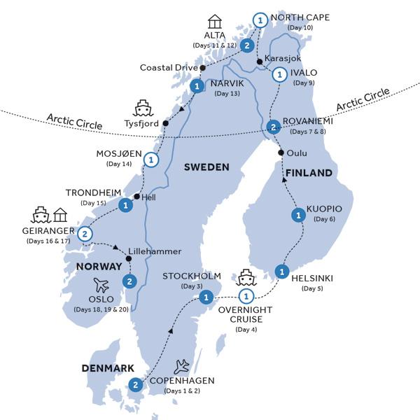 Grand Scandinavia