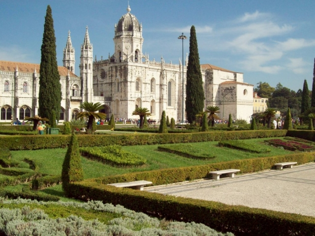 Great Iberian Cities | Hieronymite Monastery. Belem, Portugal