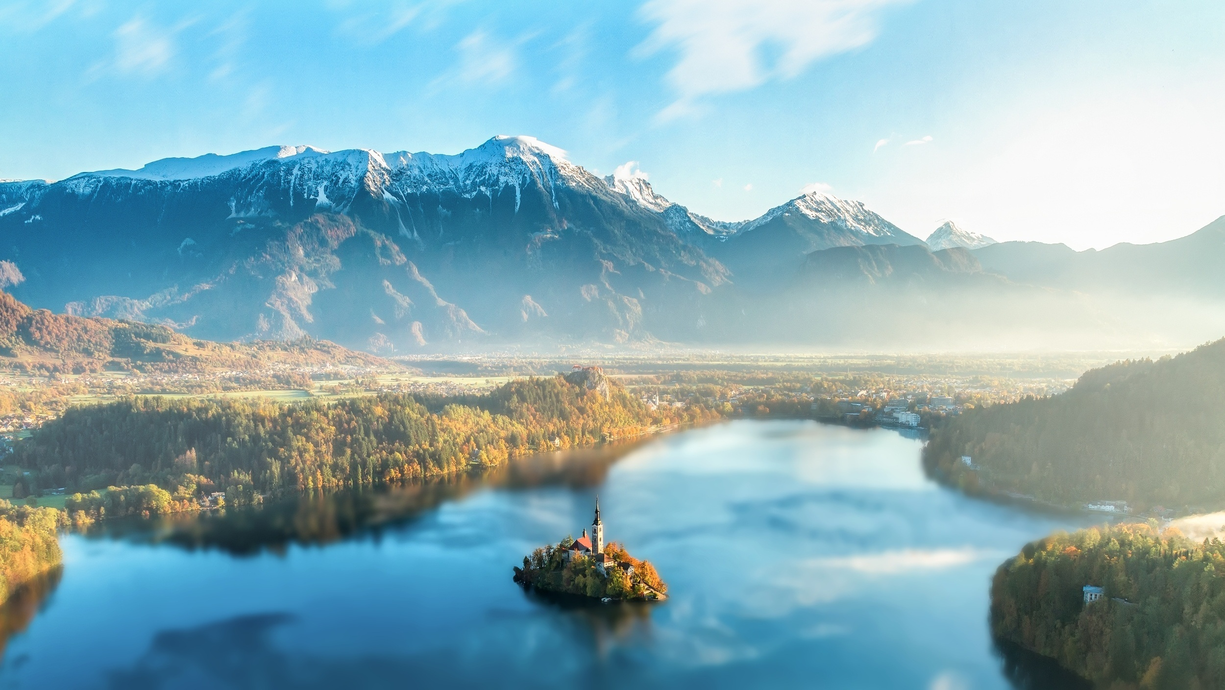 Slovenia Regional Discovery - Lake Bled, Slovenia