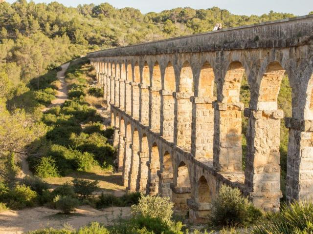 Barcelona Explorer | Les Ferrers Aqueduct (Devils Bridge), Tarragona, Spain