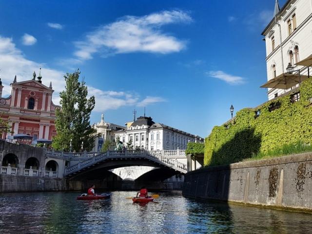 Slovenia Regional Discovery - Ljubljana, Slovenia