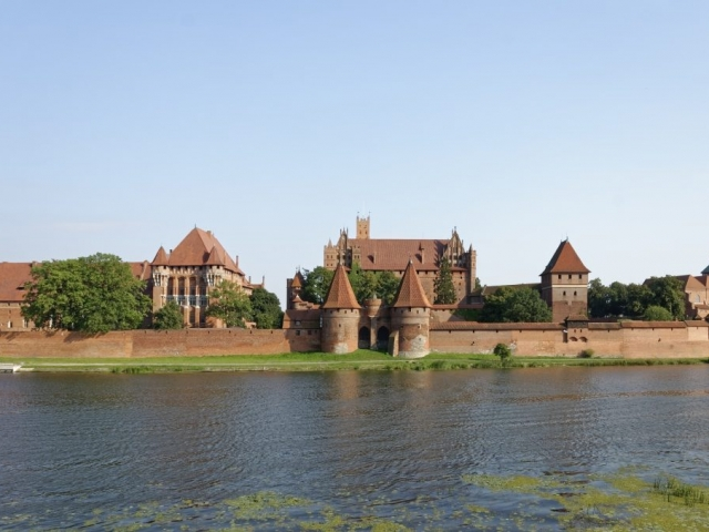 The Treasures of Poland - Malbork, Castle of the Teutonic Knights, Poland