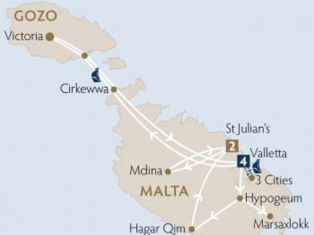 Malta Regional Discovery