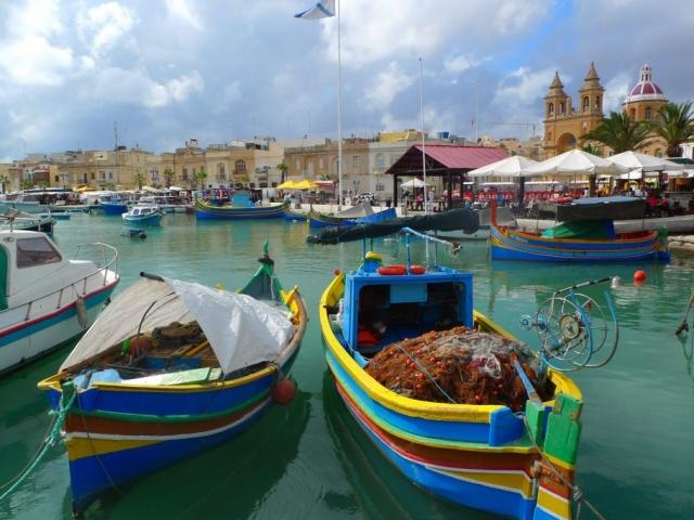 Malta Highlights | Marsaxlokk, Malta