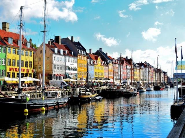 The Scandinavian - Nyhavn District, Copenhagen, Denmark