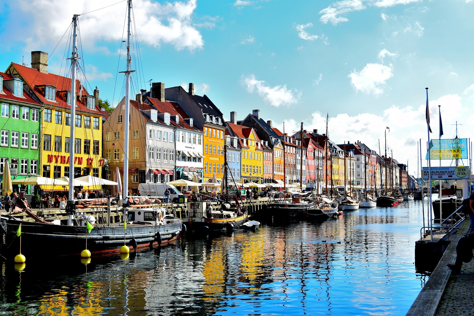The Scandinavian - Nyhavn District, Copenhagen, Denmark