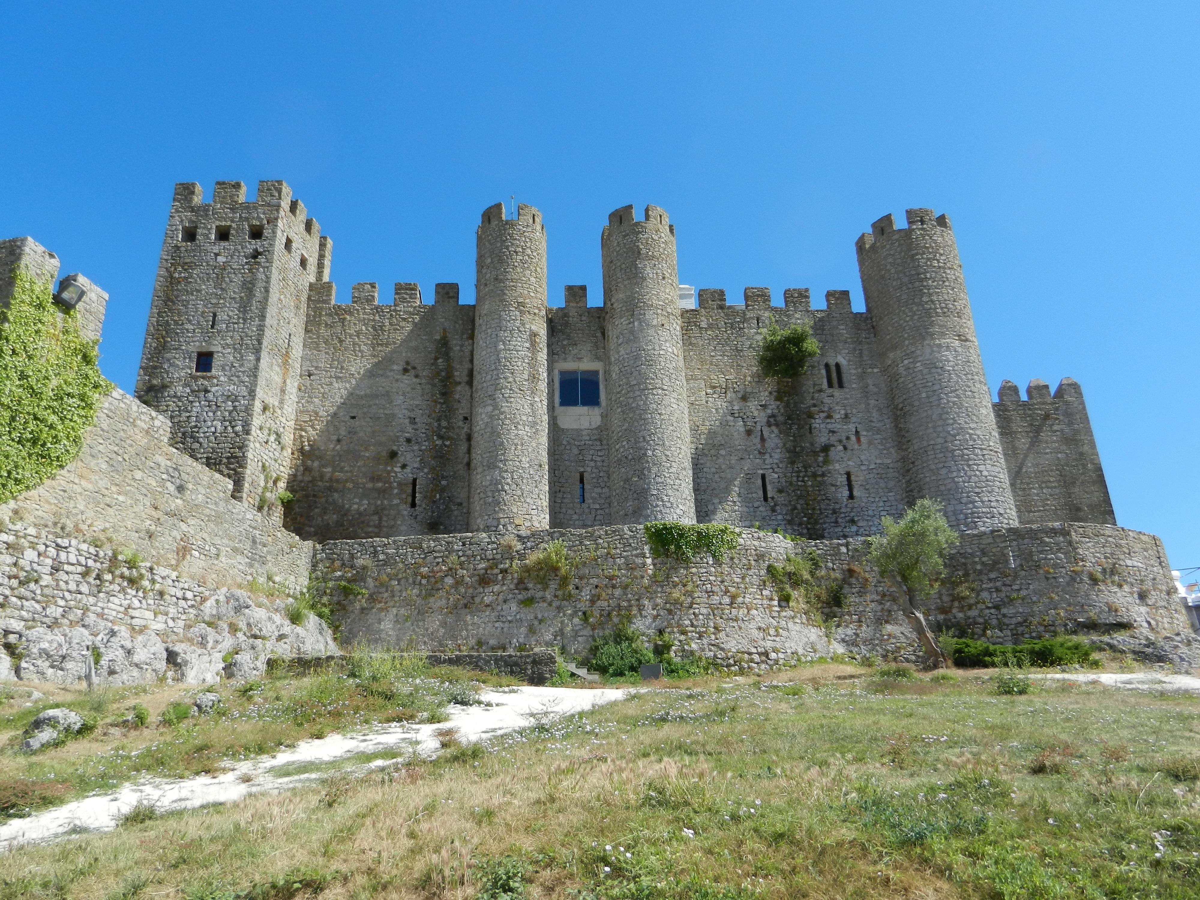 Portugal Explorer - Obidos Castle, Portugal