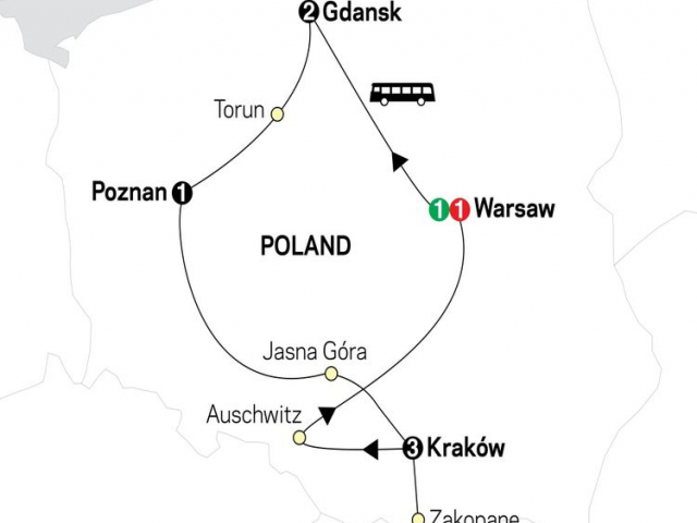 Portrait of Poland