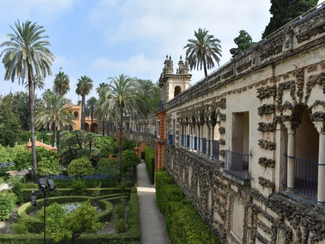 The Best of Spain & Portugal - Real Alcázar Palace, Seville, Spain