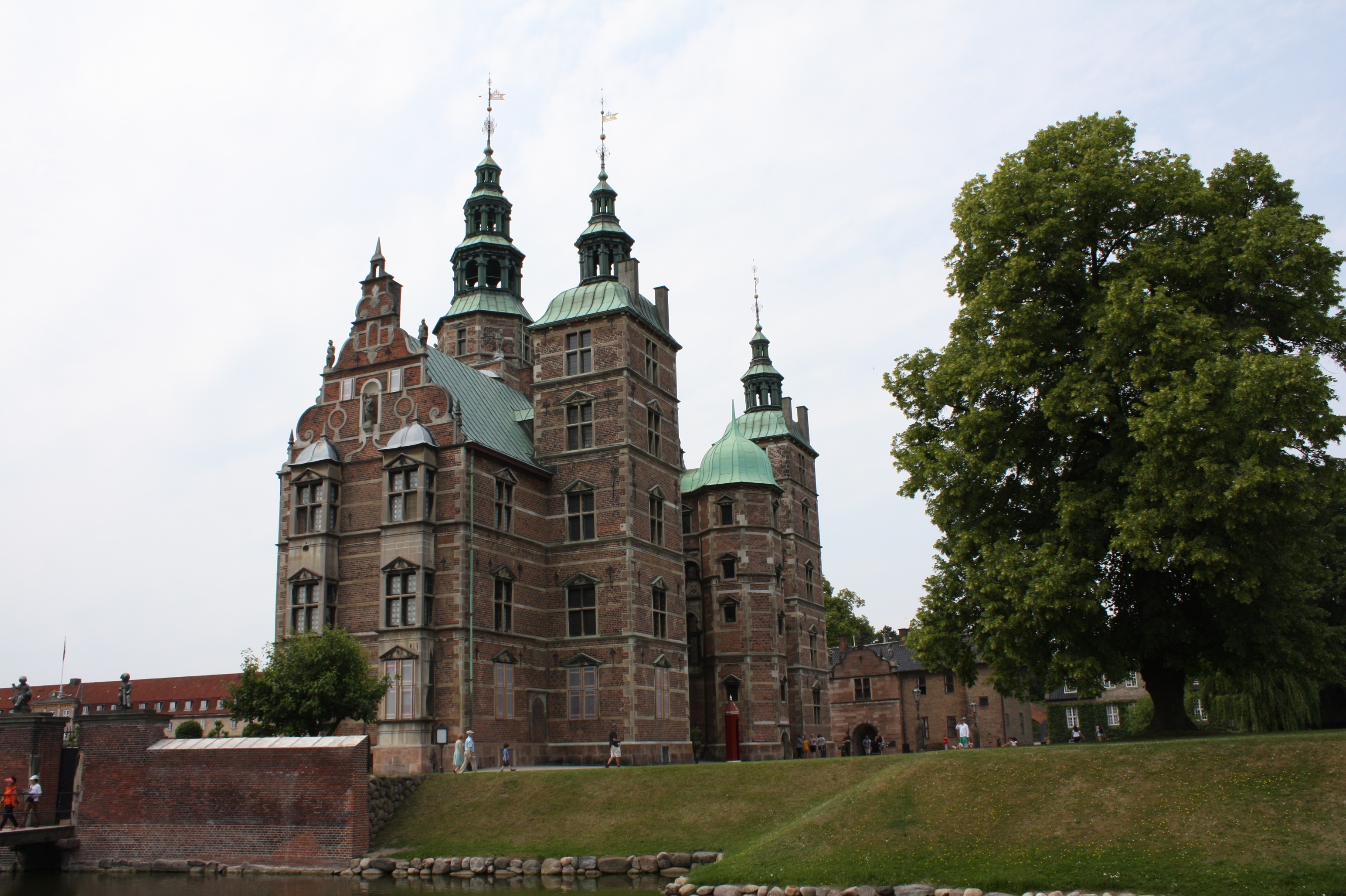 The Grand Scandinavian Circle Tour - Rosenborg Castle, Copenhagen, Denmark