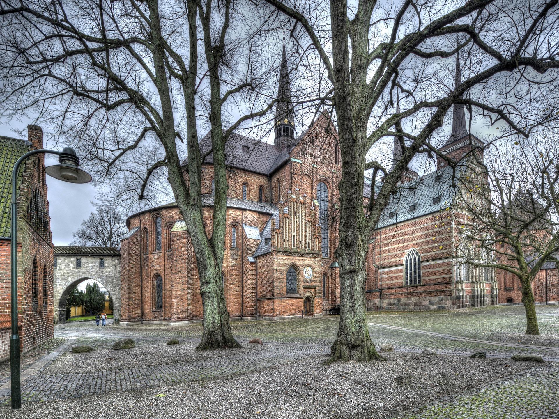 Spectacular Scandinavia & its Fjords - Roskilde Cathedral, Roskilde, Denmark