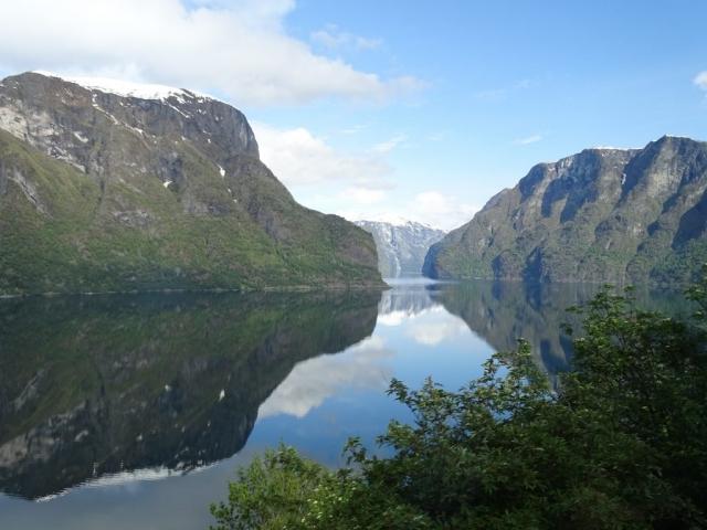 Focus on Scandinavia - Sognefjord, Norway
