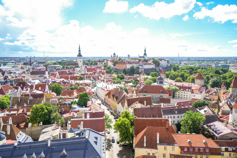 Warsaw & Baltic States - Tallinn, Estonia