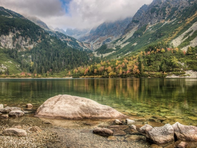 The Treasures of Poland - Tatra Mountains