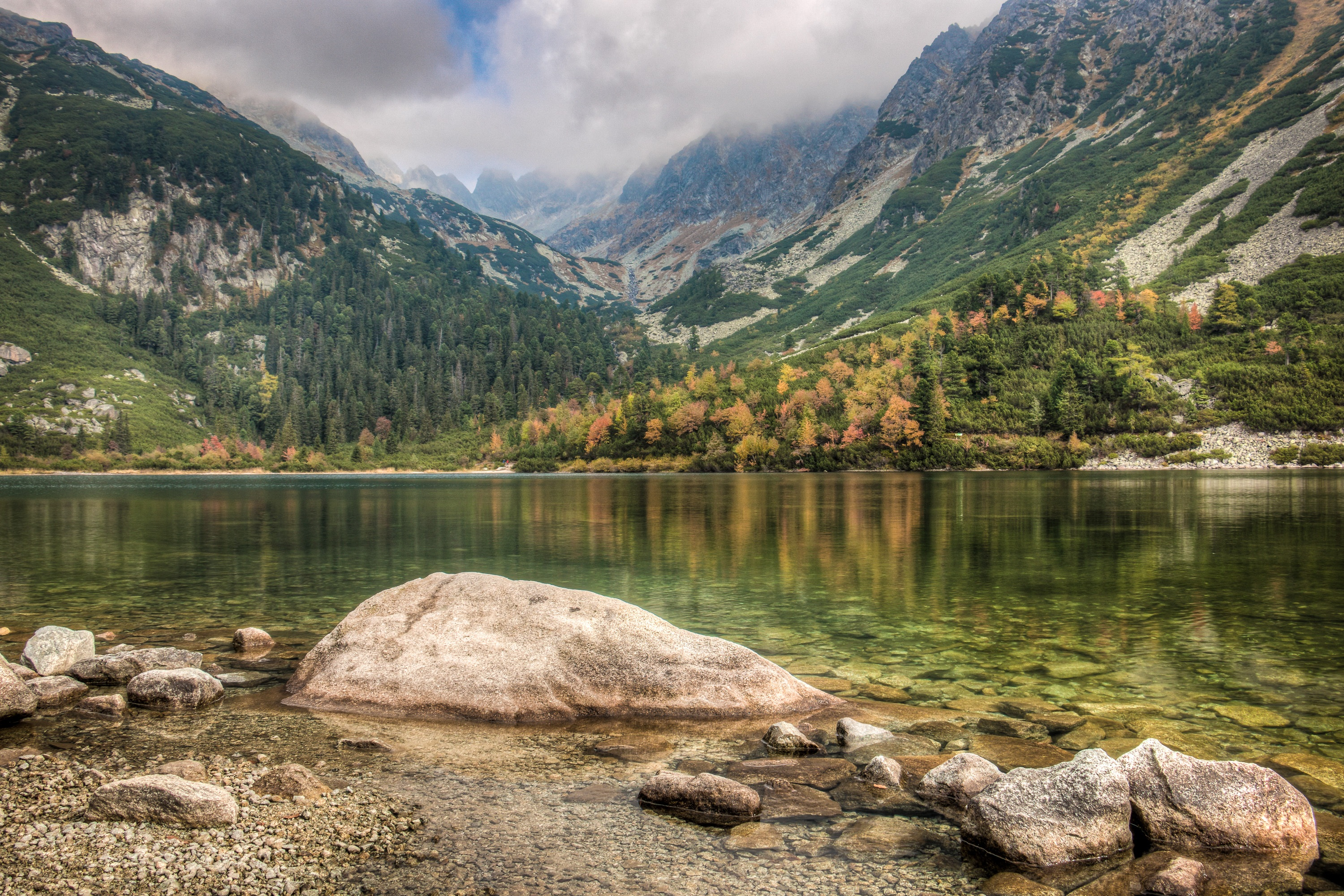The Treasures of Poland - Tatra Mountains
