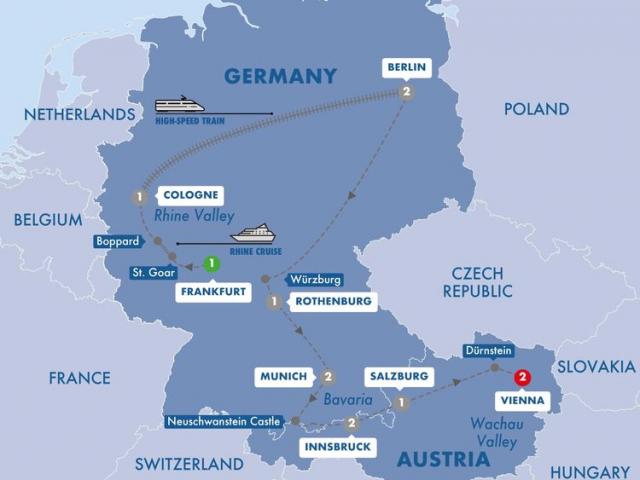Best of Germany & Austria