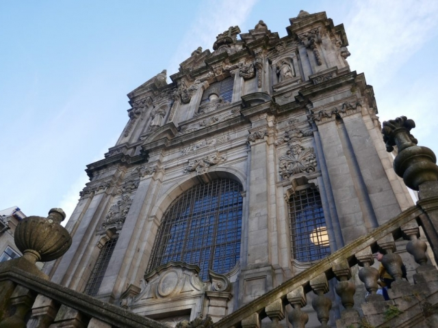 Discover Portugal, Church of Sao Pedro Dos Clerigos, Porto, Portugal