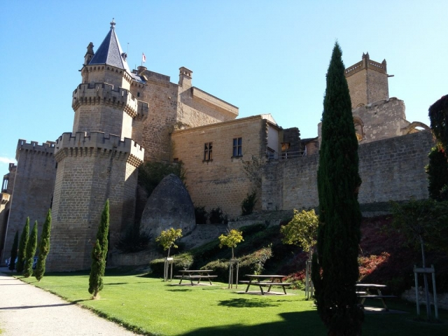 The Highlights of Northern Spain | Olite Castle, Navarre, Spain