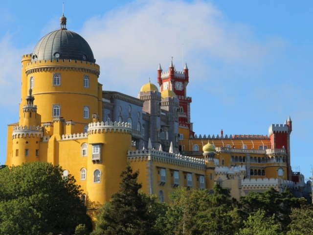 The Best of Portugal - Pena Palace, Sintra, Portugal